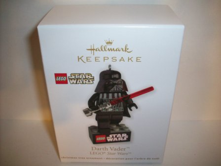 Darth Vader Lego Star Wars Keepsake Ornament by Hallmark (NEW)